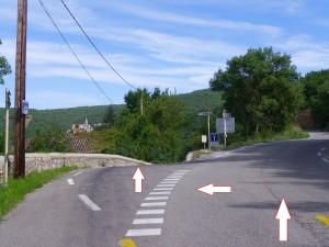 entrée de la route de Tharaux(3)