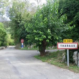 arrivée à Tharaux (6)