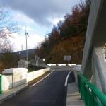 sortie du pont