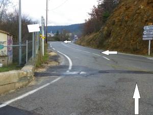 sortie du Pont à gauche(2bis)