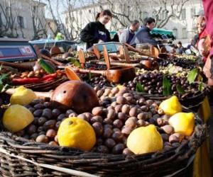 le marché aux olives