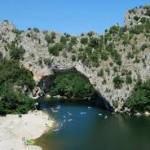 le Pont d 'Arc / Ardèche
