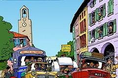 festival de la BD à Bagnols
