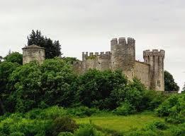 Rivières, le château