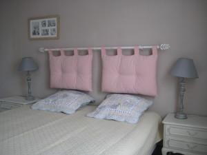 chambre romantique (1 lit en 160)
