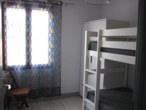 chambre urbaine (2 lits supperposés)