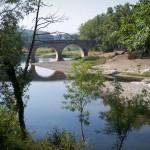 Pont sur la Cèze