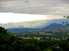 mountains Cévennes